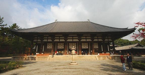 Toshodaiji Nara