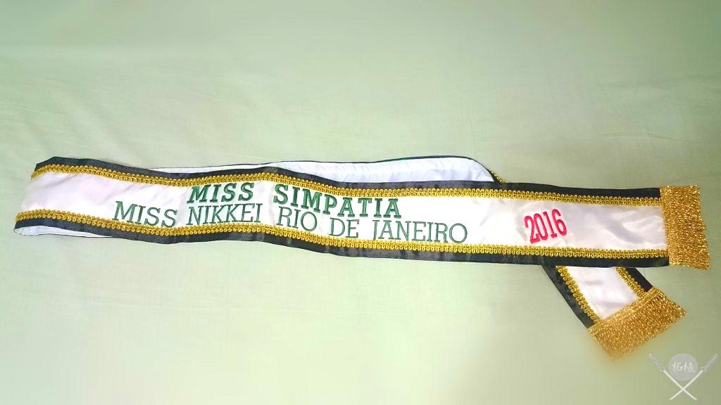 Miss Nikkey faixa