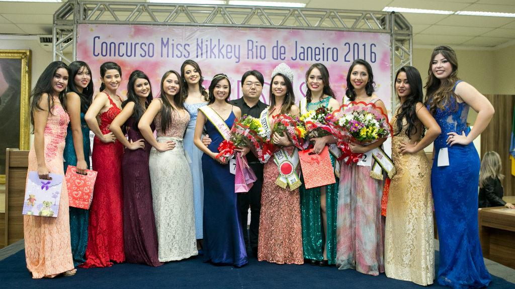 Miss Nikkey participantes