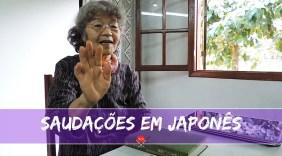 Aprenda com Obaachan: Saudações e Expressões Cotidianas em Japonês