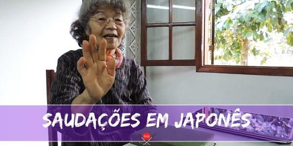 Saudações-em-japones
