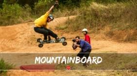 Mountainboard, conheça o skate de montanha