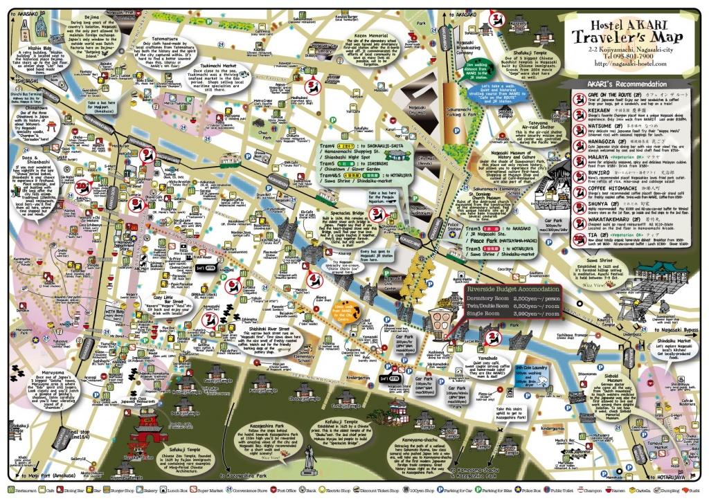 Nagasaki Akari Mapa