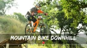 Mountain Bike Downhill: Emoção extrema morro abaixo!