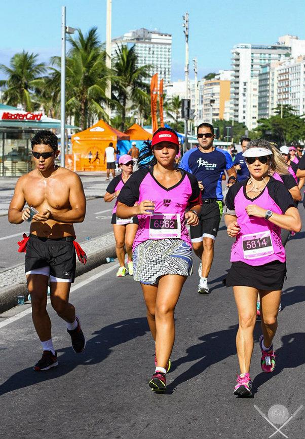 corrida - copacabana wrun