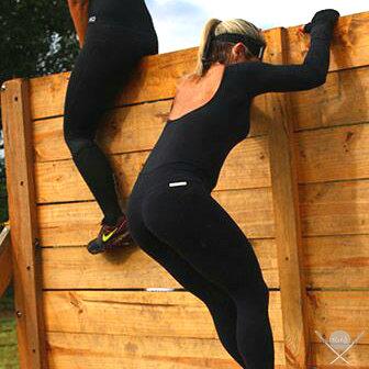Corrida de Obstáculos - Bravus barricada