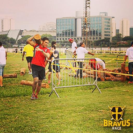 Corrida de Obstáculos - Bravus brutus