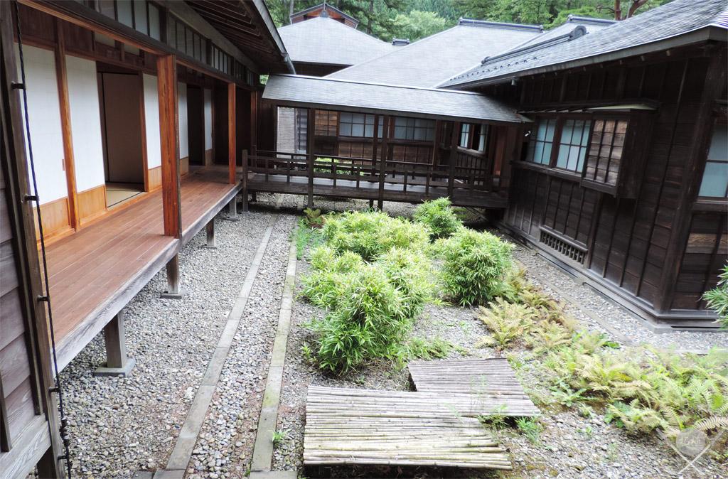 Nikko Tamozawa Villa Jardim interno