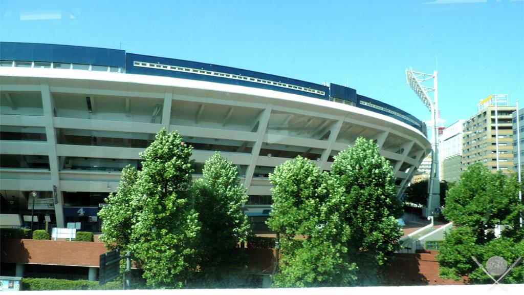 yokohama - stadium