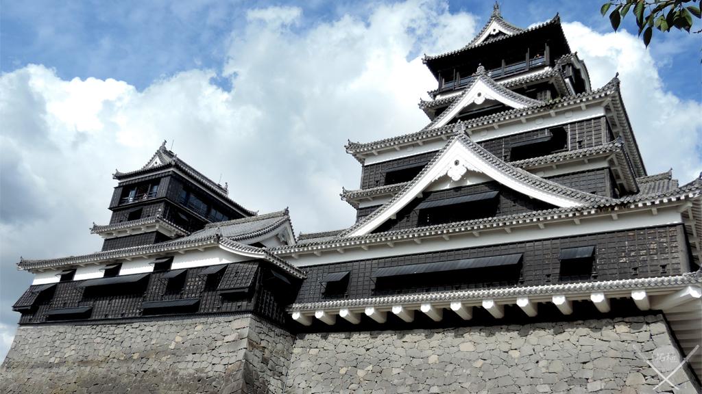 kamamoto - castelo