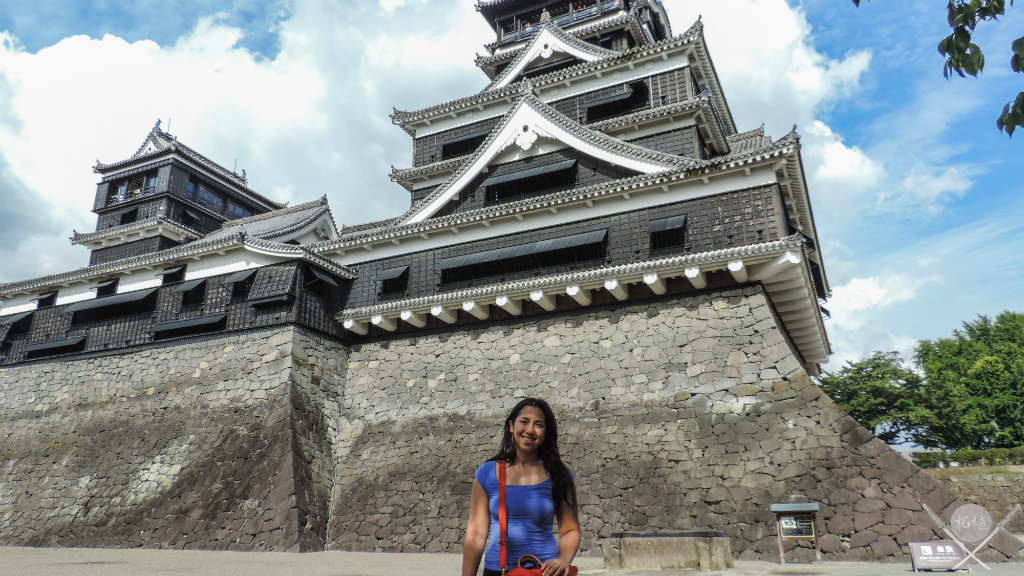kumamoto - castelo tsuge