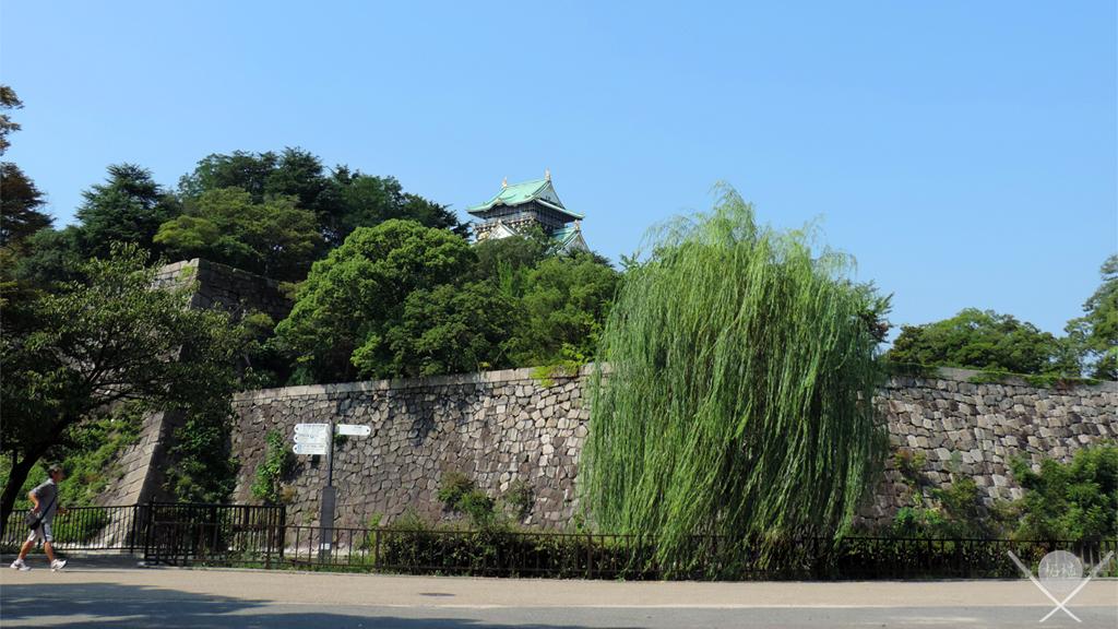 osaka - castelo sakura