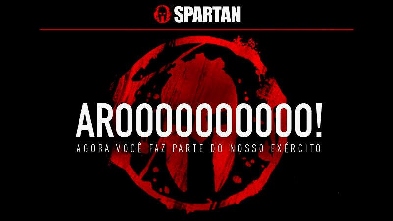 corrida spartan race - convocação para a corrida