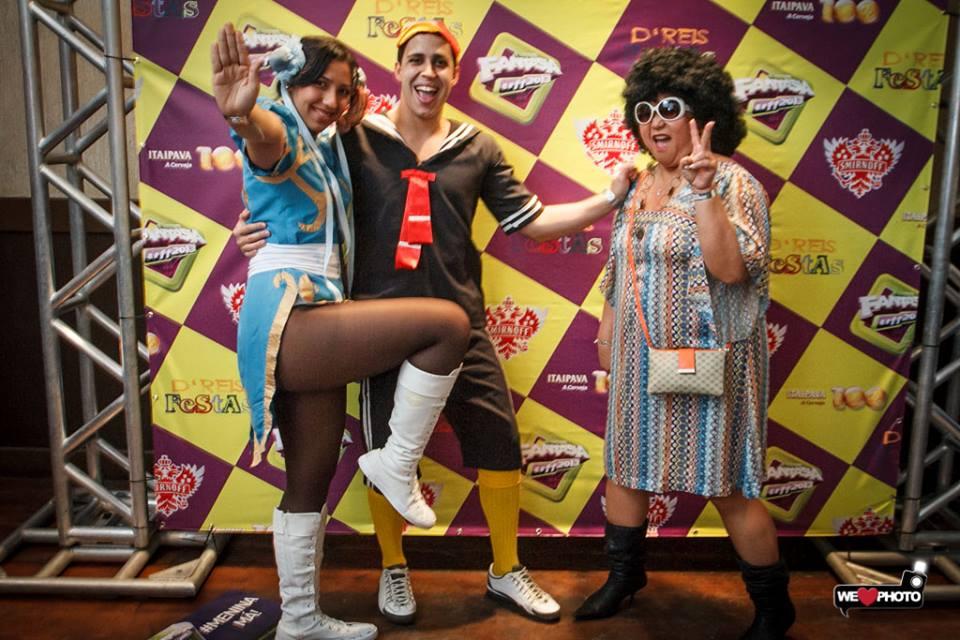 educação japa - festa a fantasia