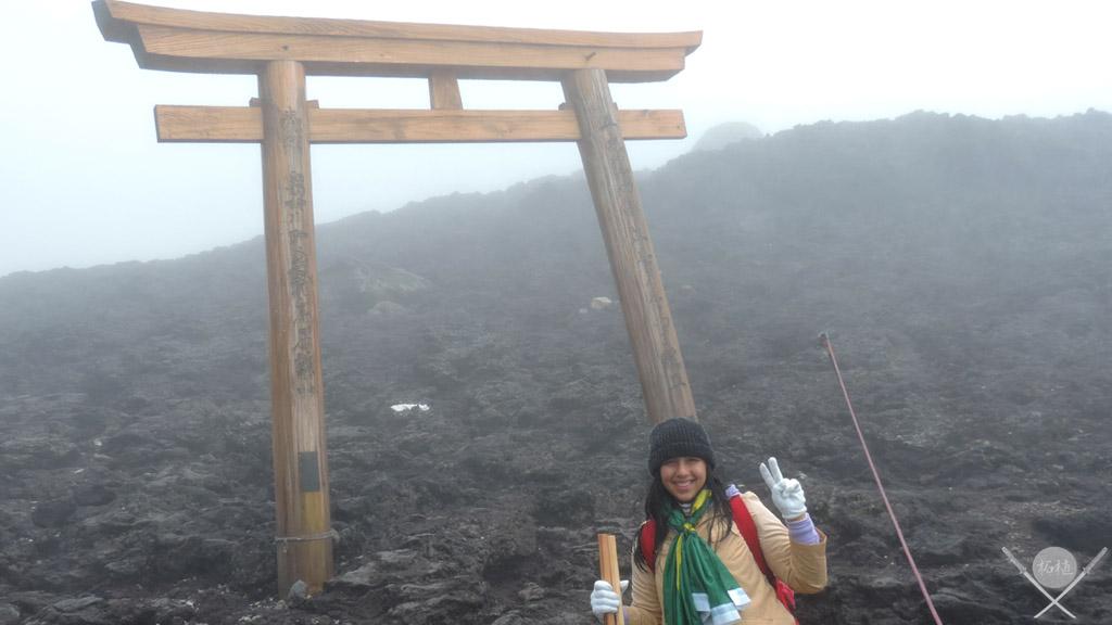 fuji - 500m topo