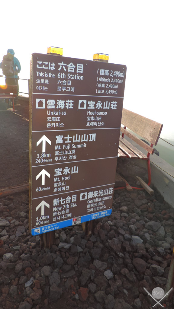 fuji - 6a parada