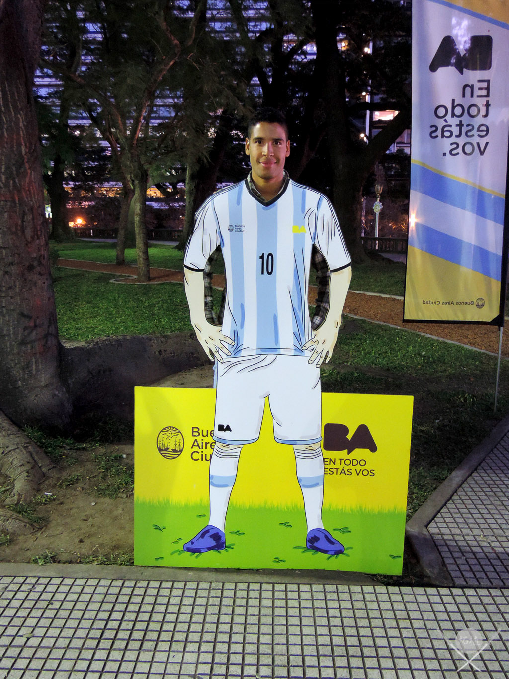 Buenos Aires - Augusto Messi