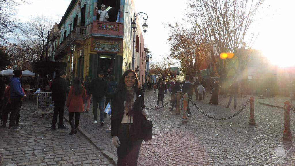 Buenos Aires - El Caminito - Tsuge