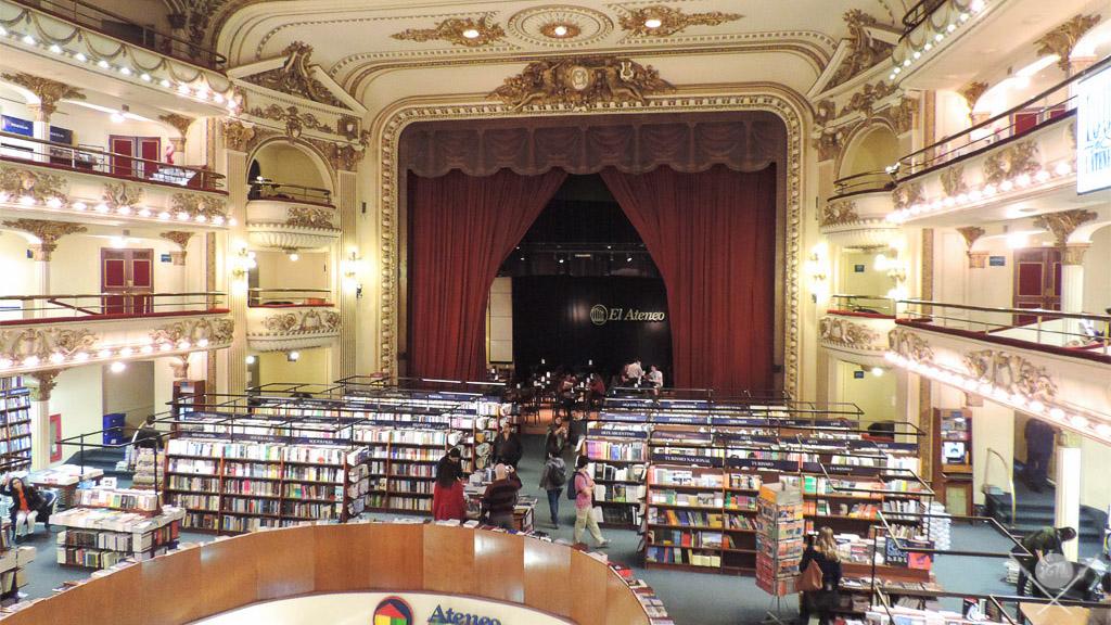 Buenos Aires - El Grand Ateneo