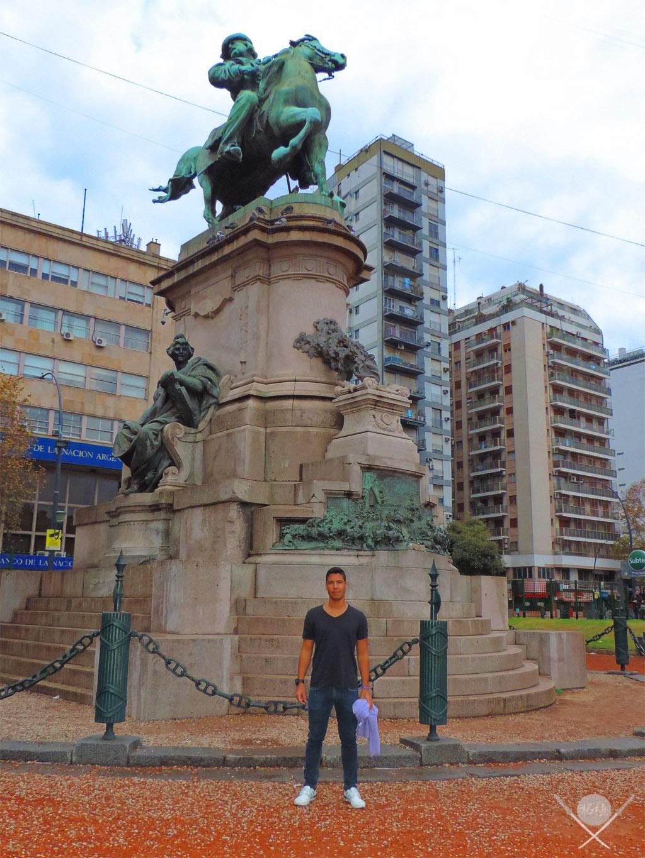 Buenos Aires - Plaza Italia