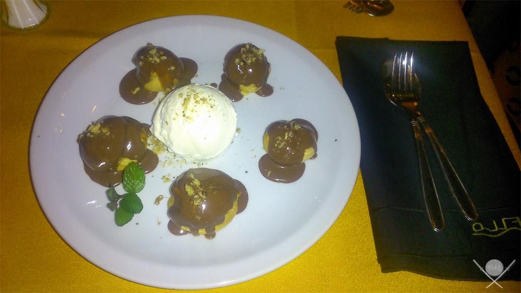 Buenos Aires - Restaurante Filo5
