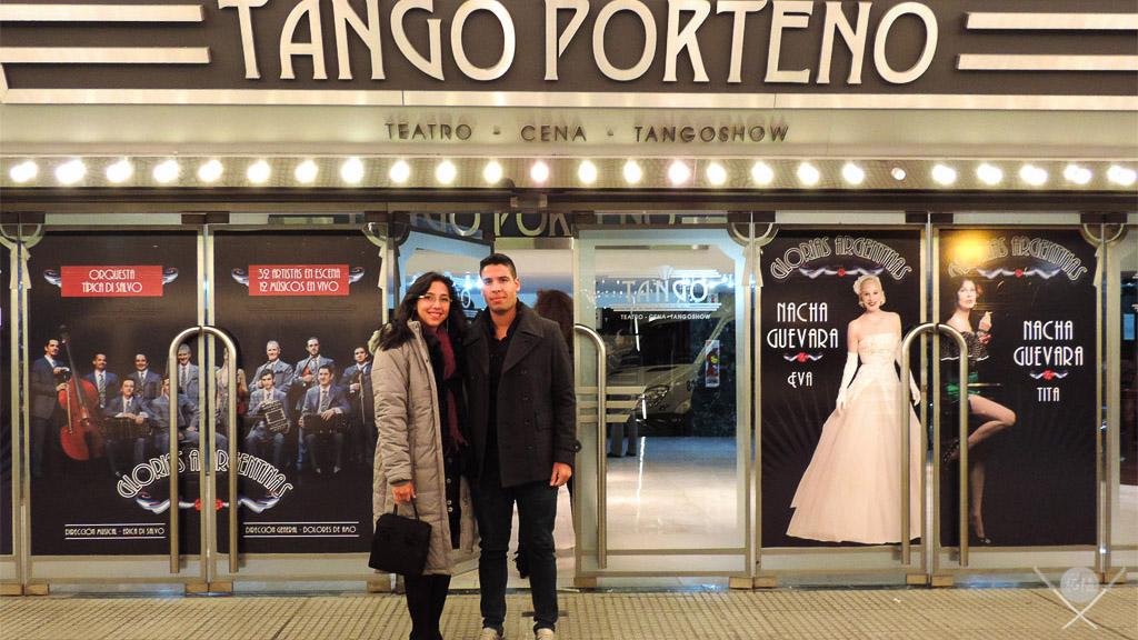 Buenos Aires - Tango Porteno