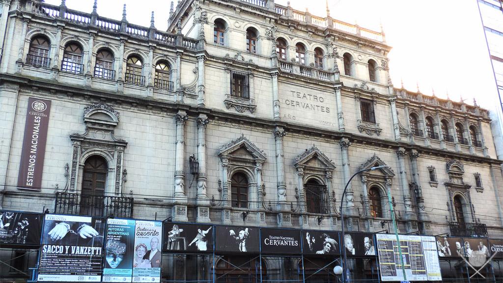 Buenos Aires - Teatro Cervantes