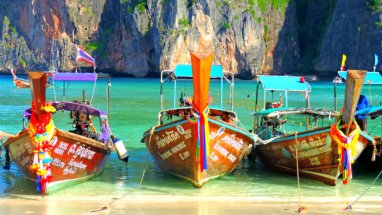 Ásia Trip - Maya Bay Viagem VDT