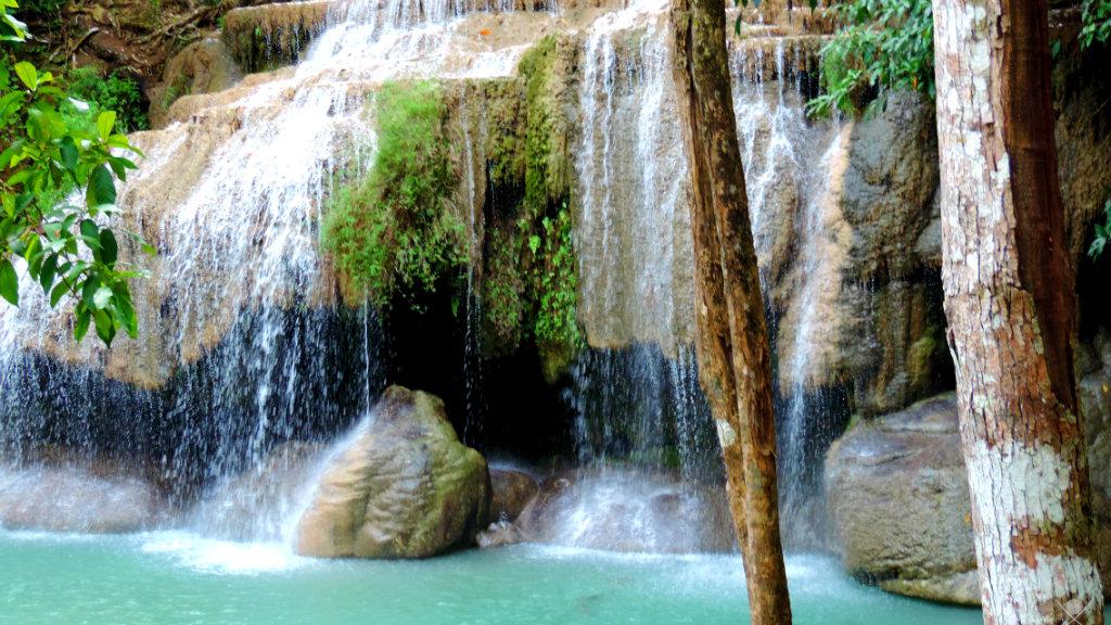 Thailand Kanchanaburi Erawan Waterfall 1 Vida de Tsuge VDT 1024x576