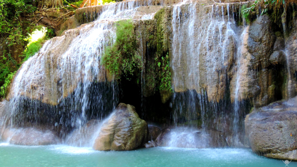 Thailand Kanchanaburi Erawan Waterfall 2 Vida de Tsuge VDT 1024x576