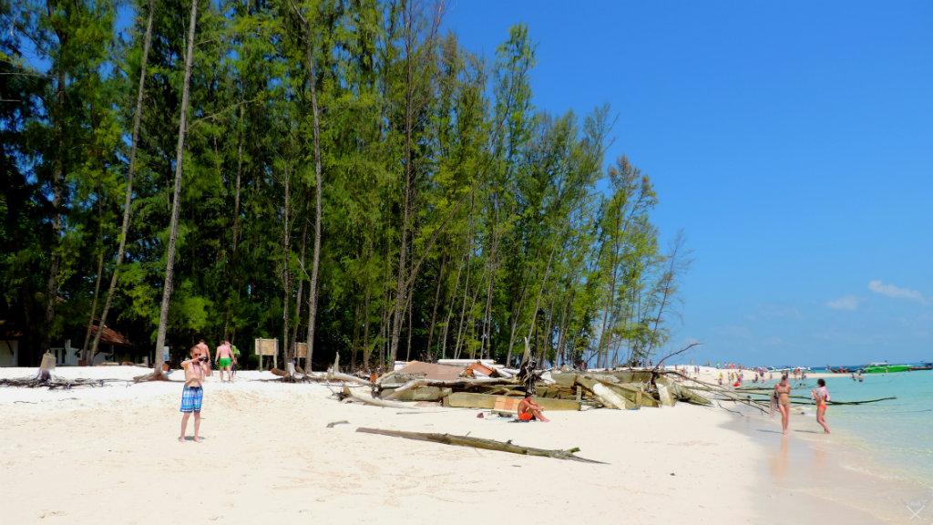 Thailand - Koh Phi Phi - Tour Bamboo Island - Vida de Tsuge - VDT - 1024x576