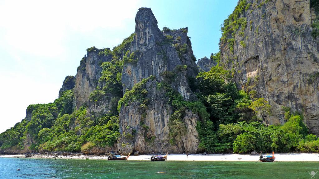 Thailand - Koh Phi Phi - Tour Mosquito Island - Vida de Tsuge - VDT - 1024x576