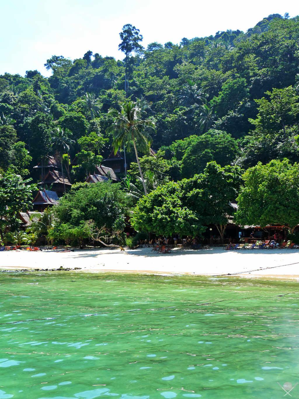 Thailand - Koh Phi Phi - Tour Rantee Bay - Vida de Tsuge - VDT