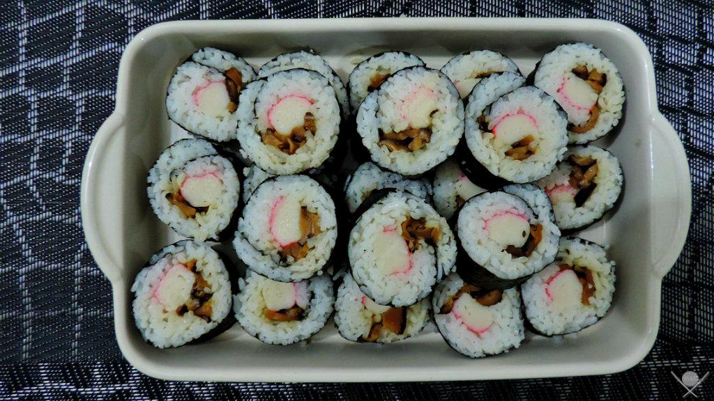 Arroz de Sushi - Sushi Boston - Sabedoria Oriental - Vida de Tsuge - VDT