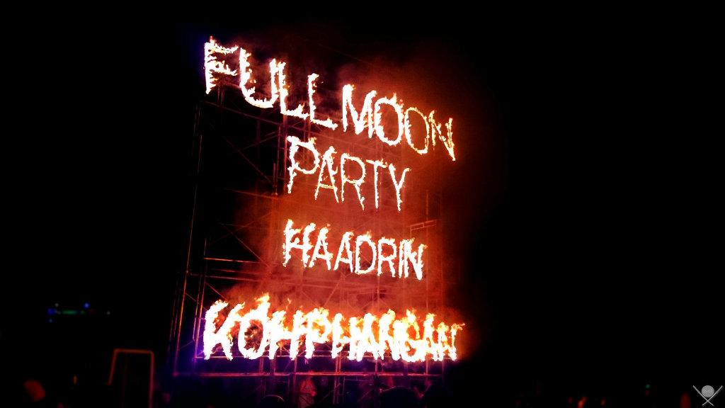 Thailand - Koh Phangan - Full Moon Party 2 - Viagens - Vida de Tsuge - VDT