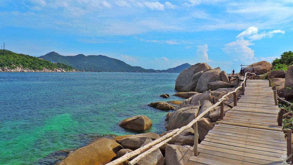 Thailand - Koh Tao - Caminho - Viagens - Vida de Tsuge - VDT