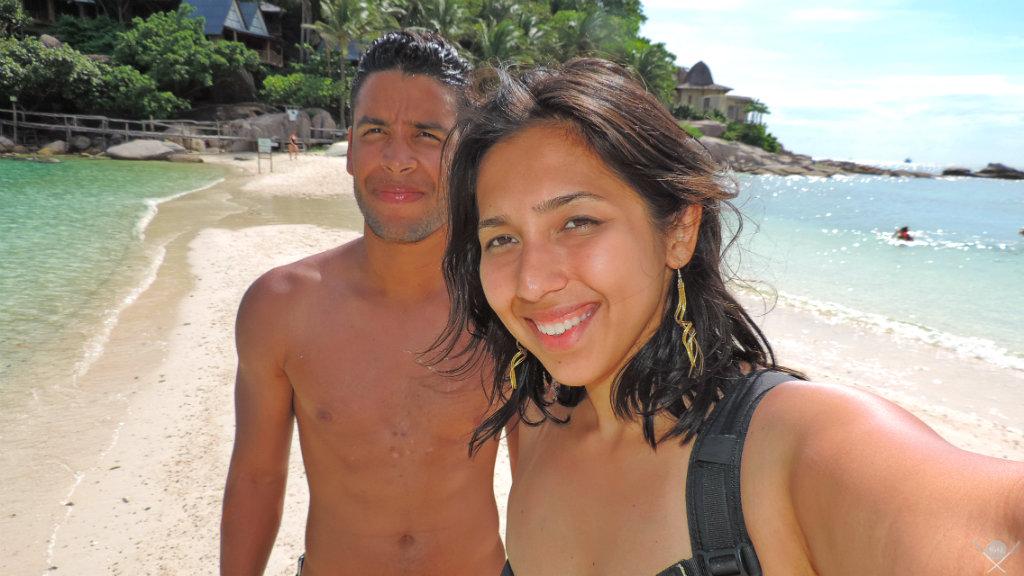 Thailand - Koh Tao - Marina e Augusto Nang Yuan - Viagens - Vida de Tsuge - VDT