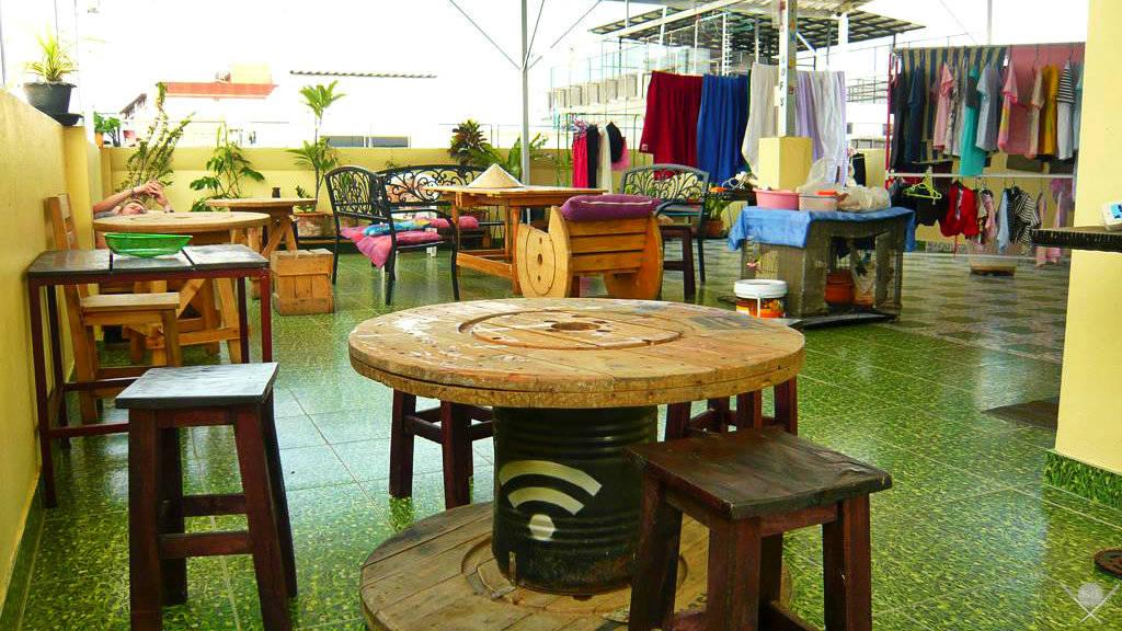 Thailand - Chiang Mai - 168 Chiang Mai Guesthouse 4 - Viagens - Vida de Tsuge - VDT
