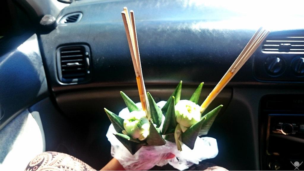 Thailand - Chiang Mai - Flor de Lotus - Viagens - Vida de Tsuge - VDT