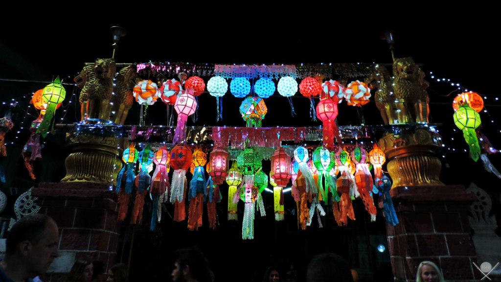 Thailand - Chiang Mai - Loy Kratong 2 - Viagens - Vida de Tsuge - VDT