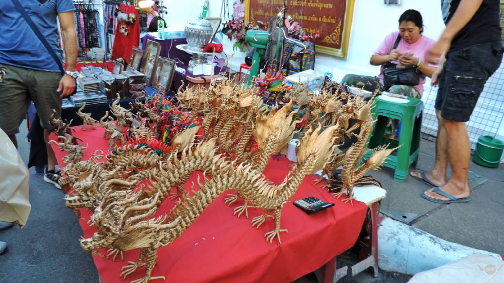 Thailand Chiang Mai Sunday Walking Street 1 Viagens Vida de Tsuge VDT