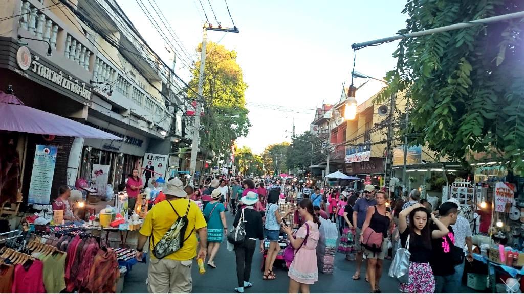 Thailand - Chiang Mai - Sunday Walking Street 3 - Viagens - Vida de Tsuge - VDT