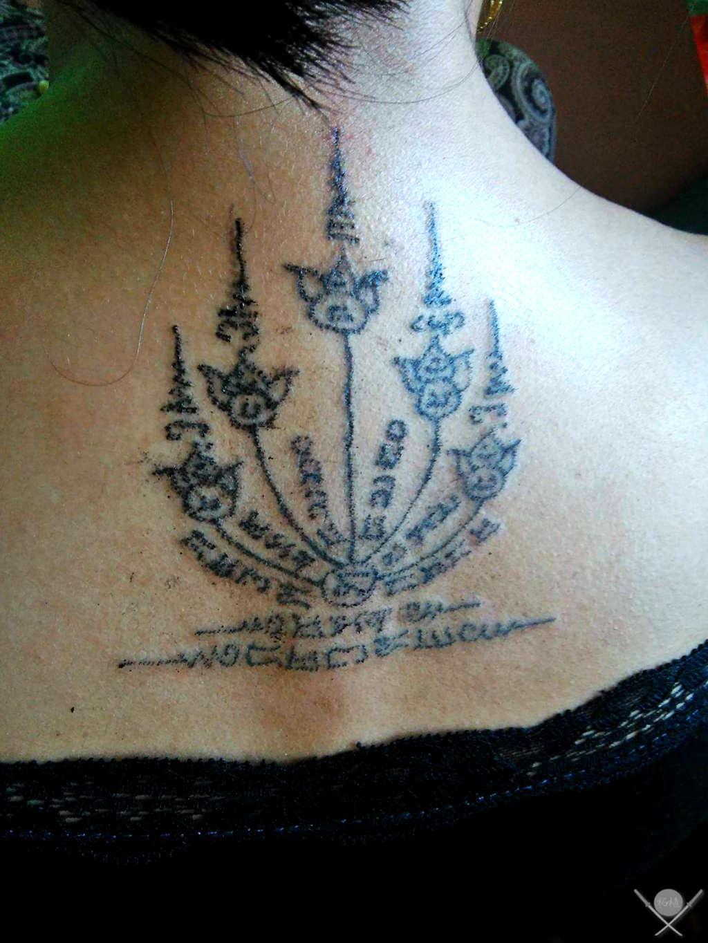 Thailand - Chiang Mai - Tattoo Marina 2 - Viagens - Vida de Tsuge - VDT