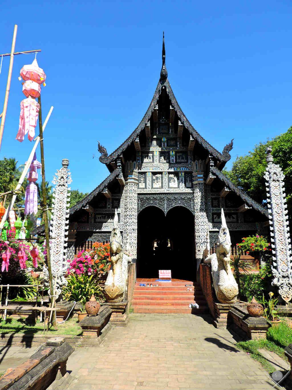Thailand - Chiang Mai - Wat Lok Molee - Viagens - Vida de Tsuge - VDT