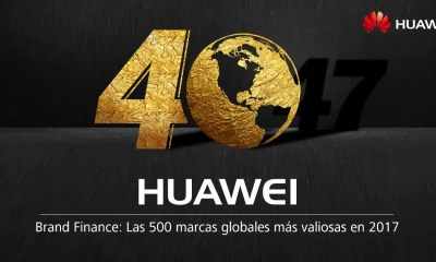 HUAWEI Global 500