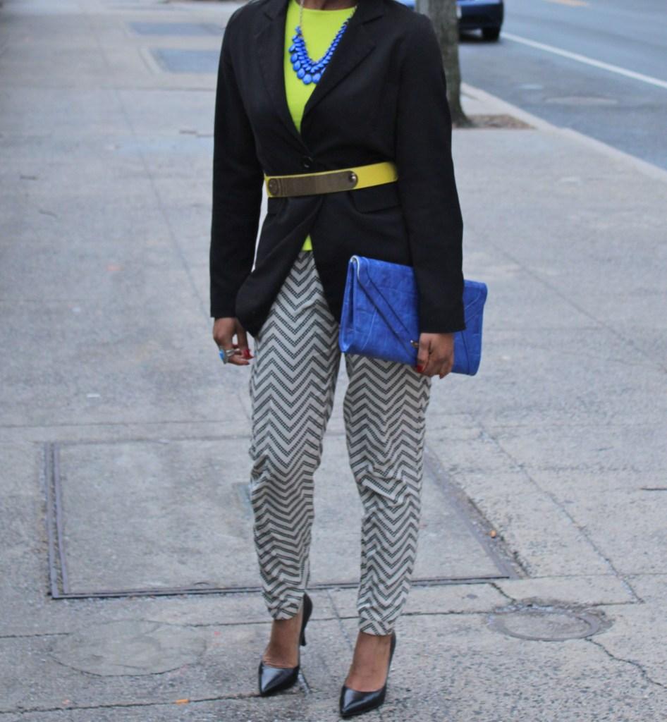 Vida Fashionista Greens and Blue6