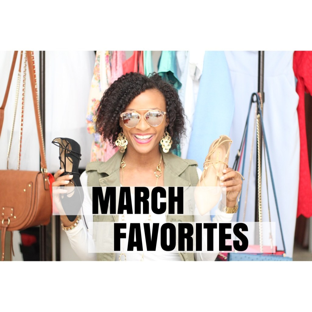 Video: March Favorites