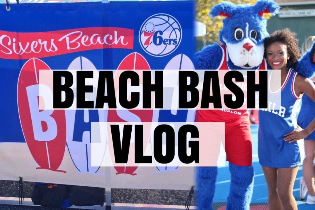 Beach Bash Vlog