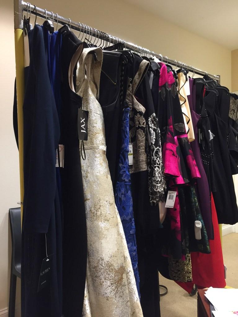 Dress Address Recap