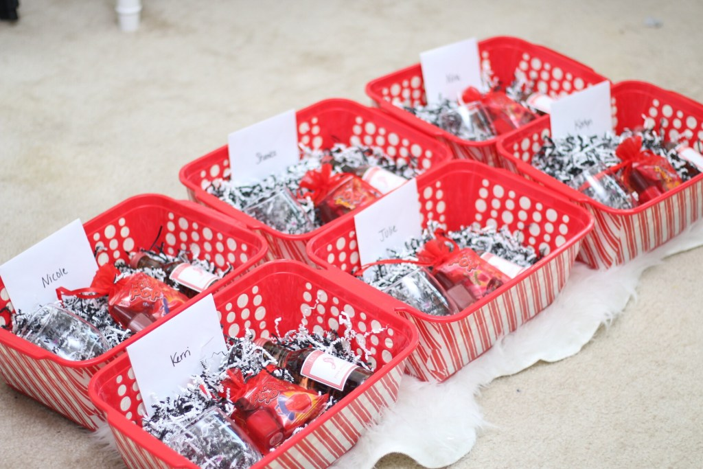 Bridesmaid Baskets